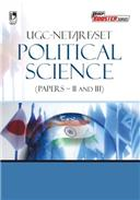 UGC-NET/JRF/SET POLITICAL SCIENCE (PAPERS - II AND III) by Vikas Publishing House