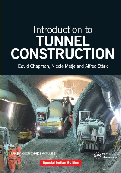 INTRODUCTION TO TUNNEL CONSTRUCTION, 1/e