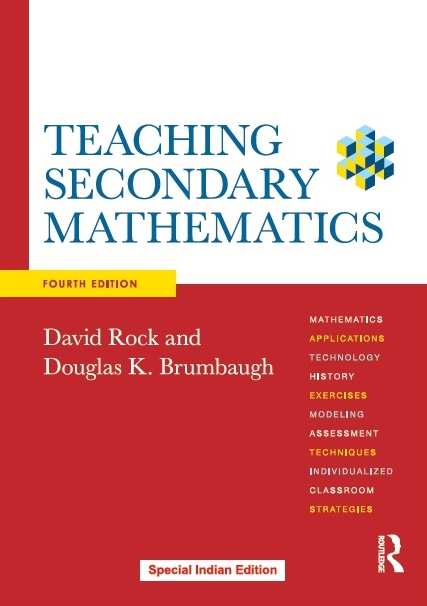 TEACHING SECONDARY MATHEMATICS - 4TH EDITION, 4/e