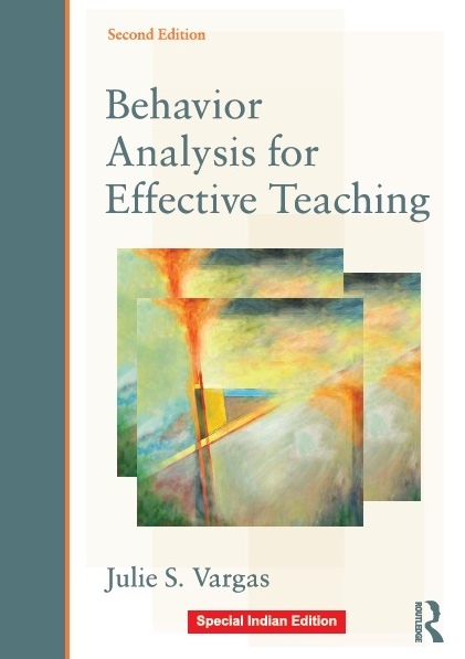 BEHAVIOR ANALYSIS FOR EFFECTIVE TEACHING - 2ND EDITION, 2/e