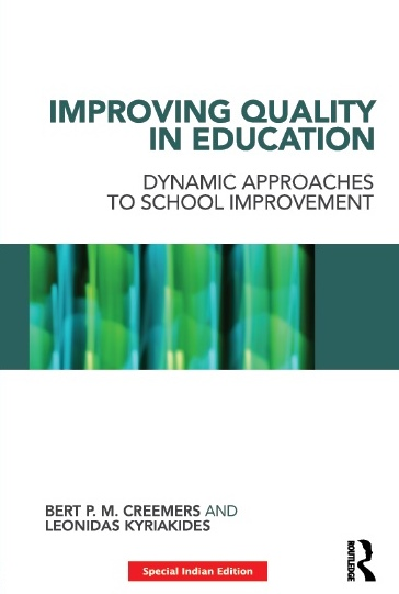 IMPROVING QUALITY IN EDUCATION, 1/e