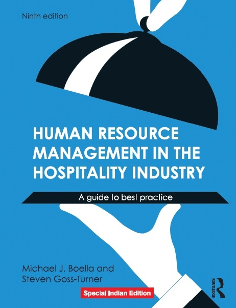 HUMAN RESOURCE MANAGEMENT IN THE HOSPITALITY INDUSTRY - 9TH EDITION, 9/e