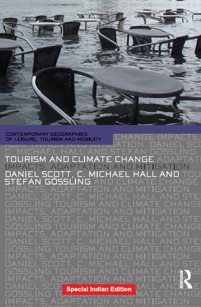 TOURISM AND CLIMATE CHANGE, 1/e