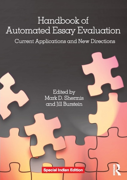 HANDBOOK OF AUTOMATED ESSAY EVALUATION, 1/e