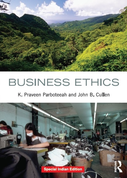 BUSINESS ETHICS, 1/e