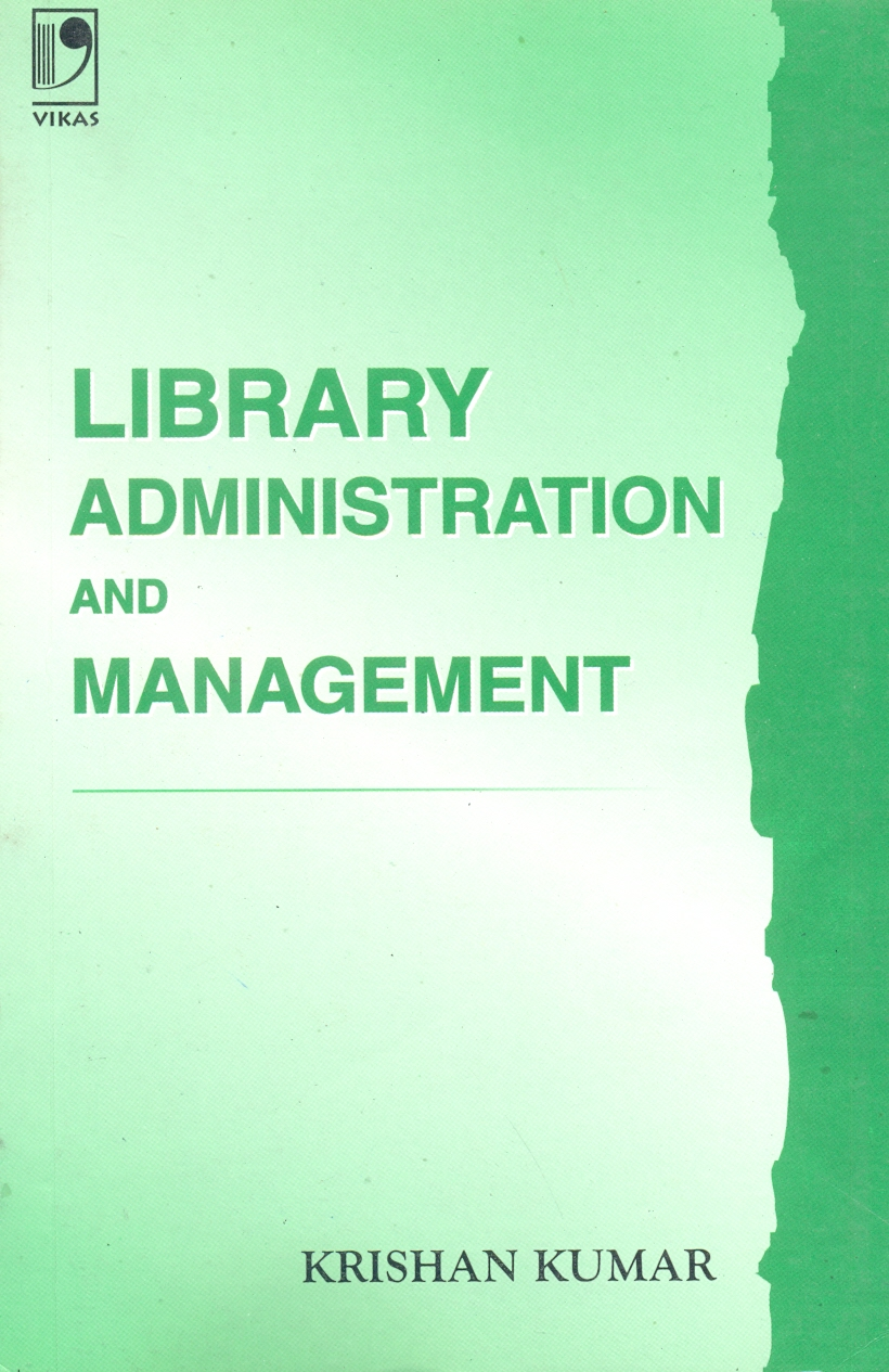 Library Administration and Management, 1/e