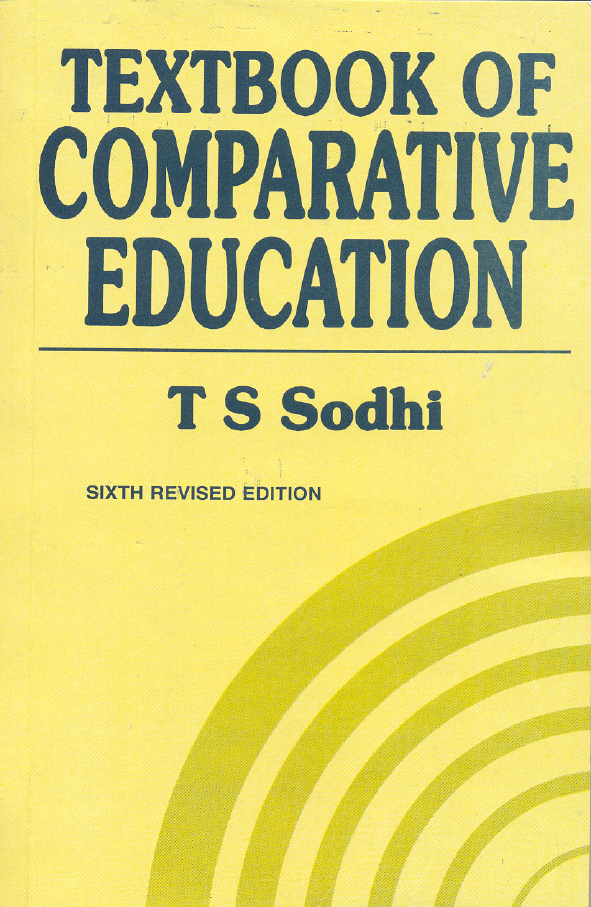 Textbook of Comparative Education, 6/e