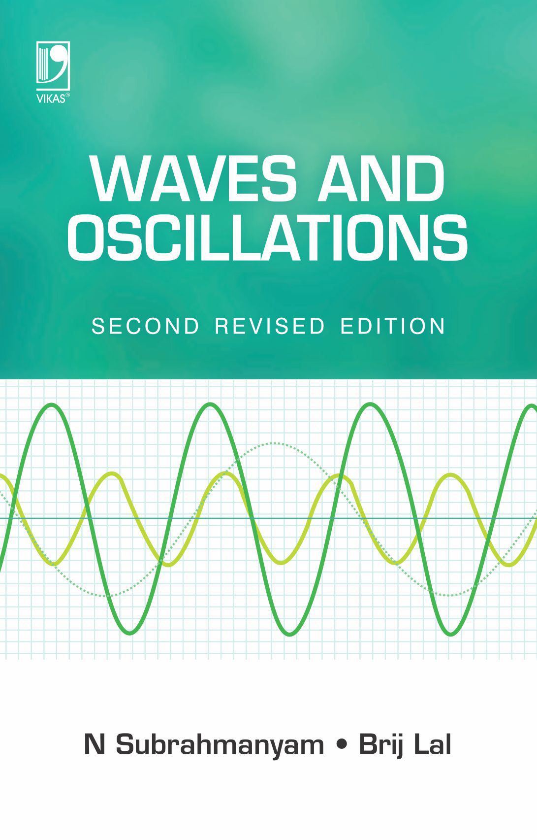 Waves and Oscillations, 2/e  by Brij Lal