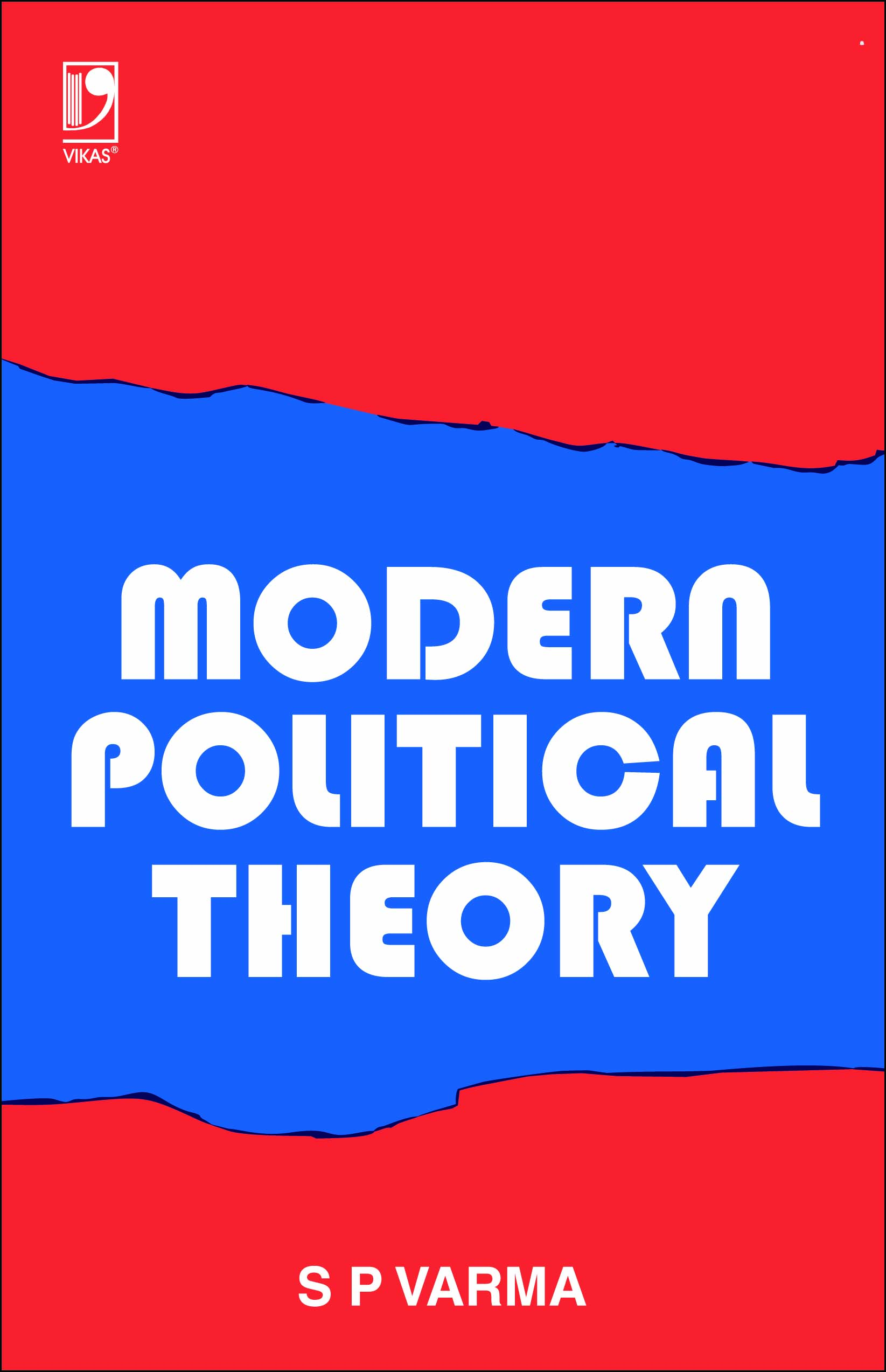 Modern Political Theory by  S.P. Varma