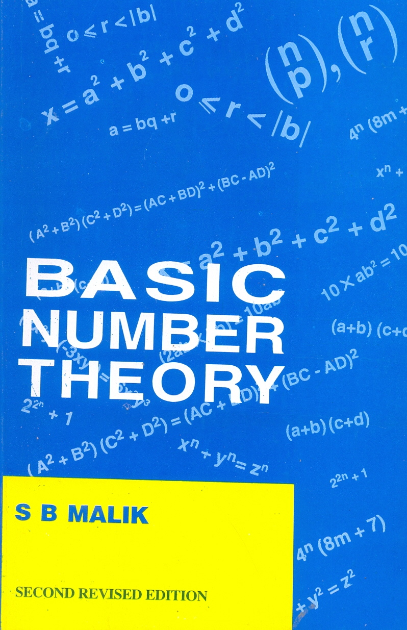 Basic Number Theory, 2/e  by S B Malik