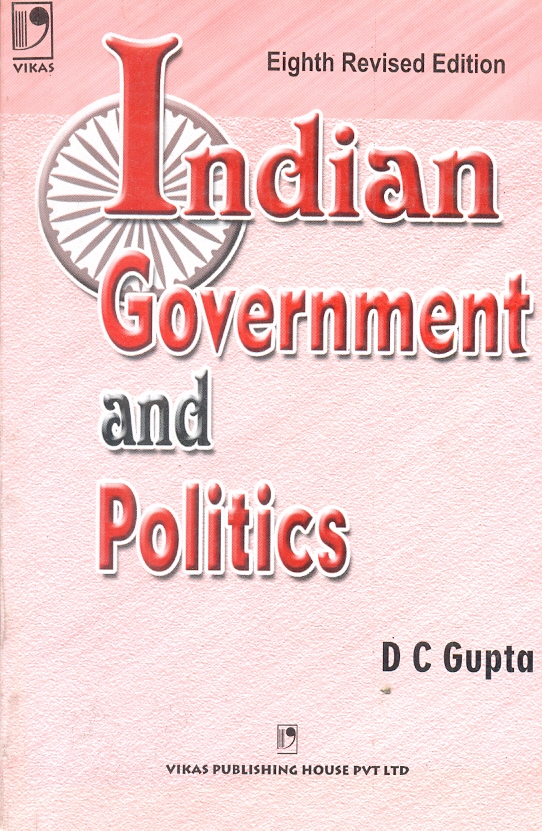 Indian Government and Politics, 8/e