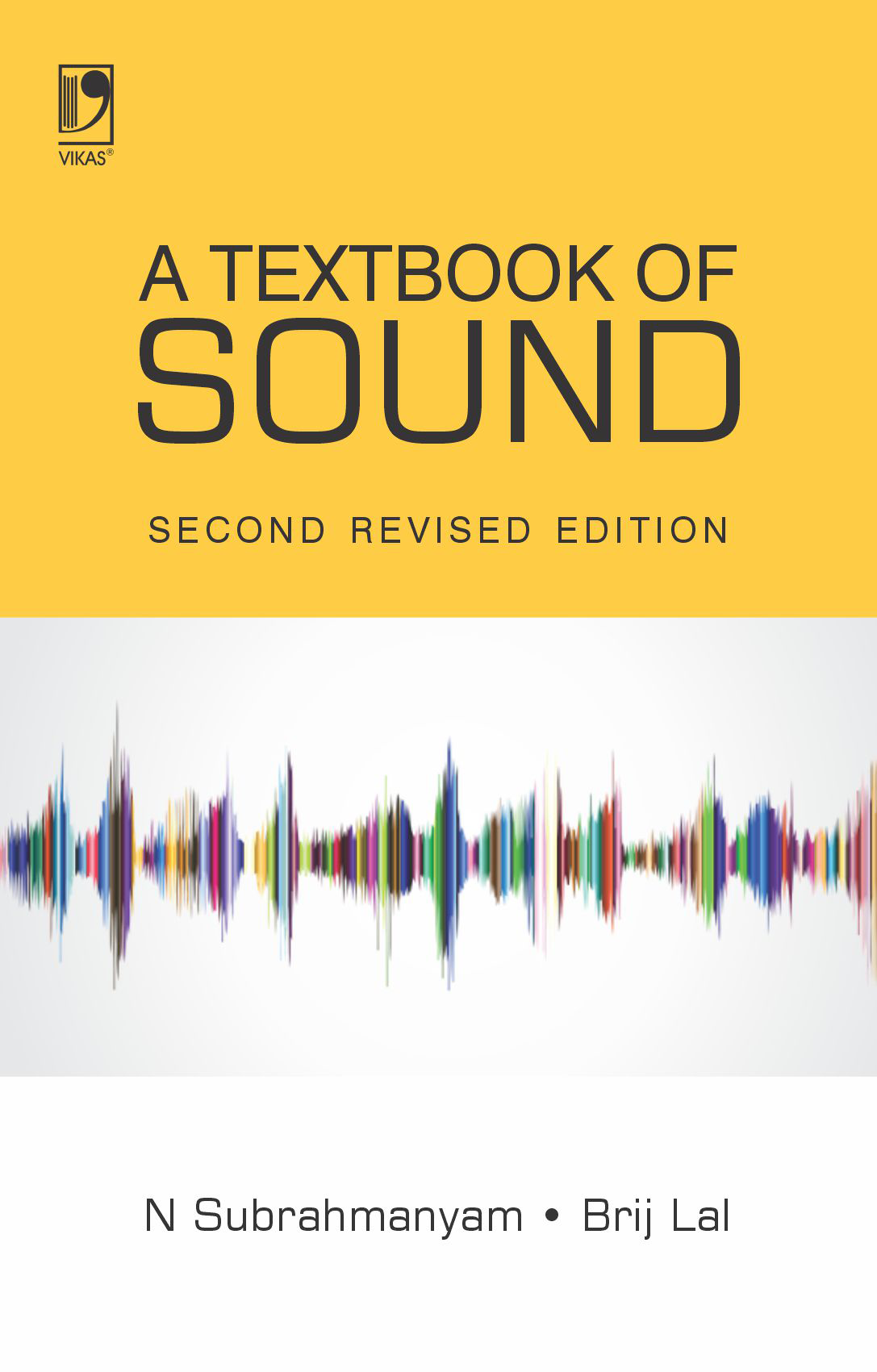 A Textbook of Sound, 2/e