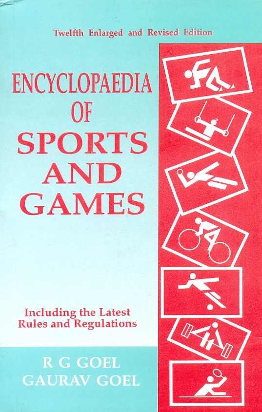 Encyclopaedia of Sports and Games, 12/e