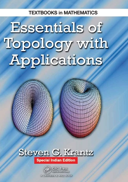 ESSENTIALS OF TOPOLOGY WITH APPLICATIONS, 1/e
