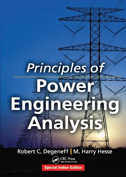 PRINCIPLES OF POWER ENGINEERING ANALYSIS, 1/e