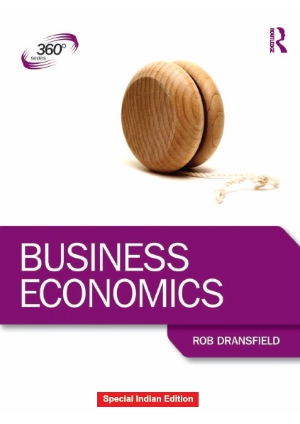 BUSINESS ECONOMICS, 1/e