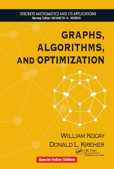 GRAPHS ALGORITHMS AND OPTIMIZATION, 1/e