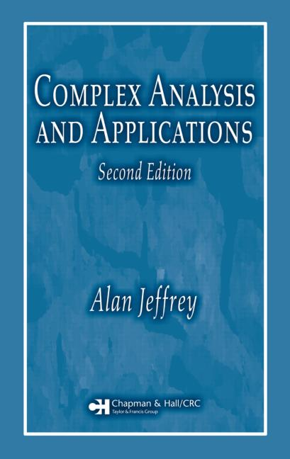 COMPLEX ANALYSIS AND APPLICATIONS - SECOND EDITION, 2/e