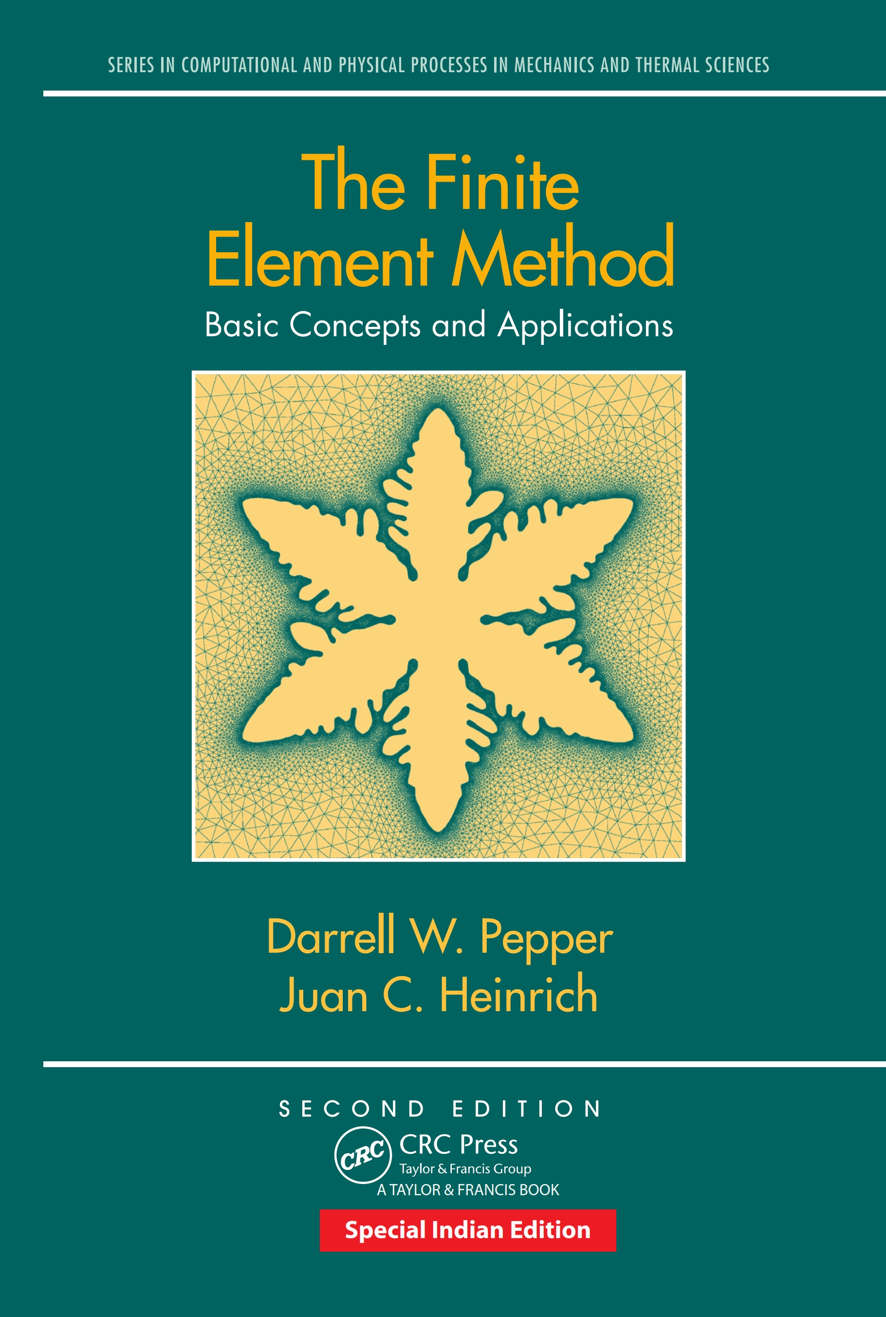 The finite element method by juan c heinrich darrell w for Finite element methode
