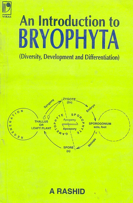 An Introduction to Bryophyta, 1/e