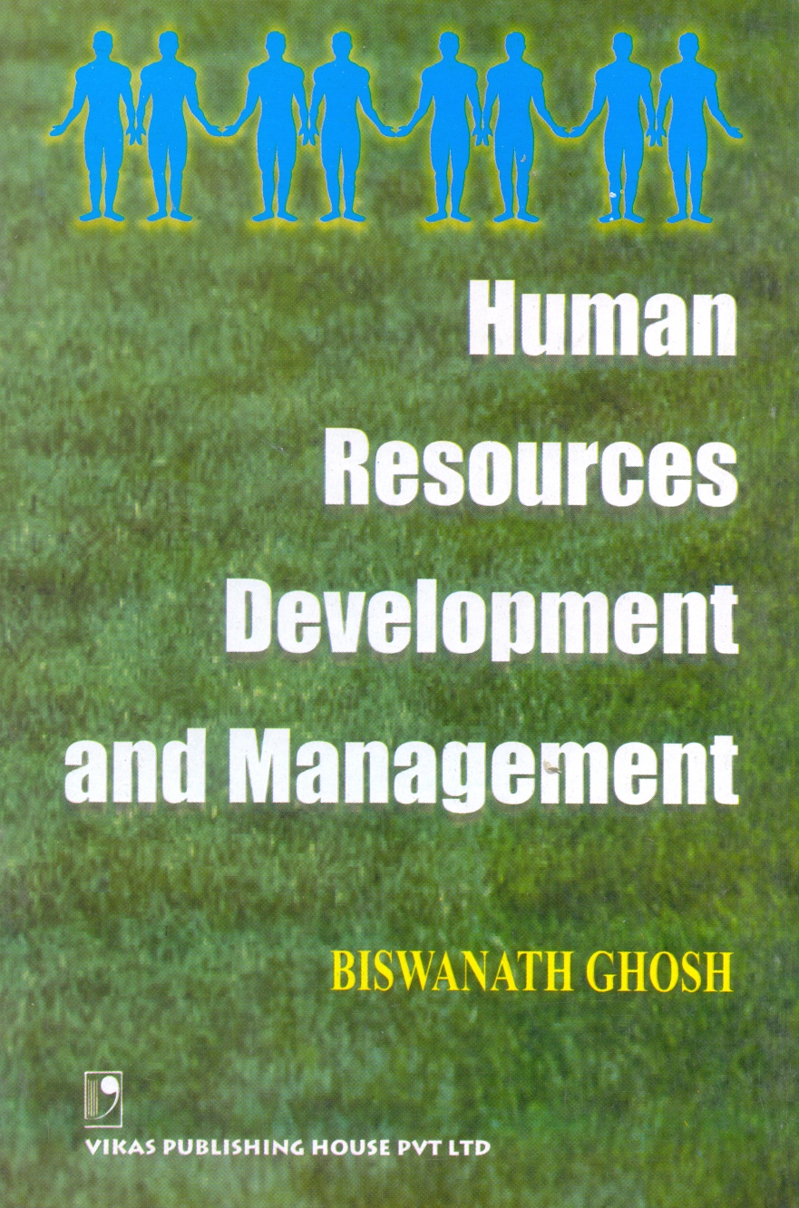 Human Resources Development and Management, 1/e