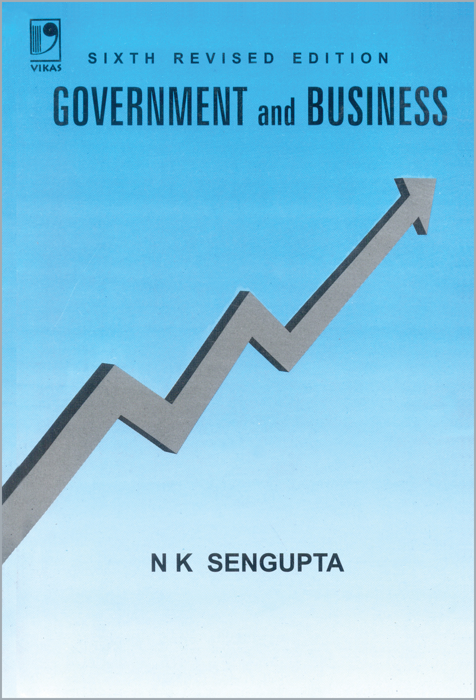 Government and Business, 6/e  by  Nitish K. Sengupta