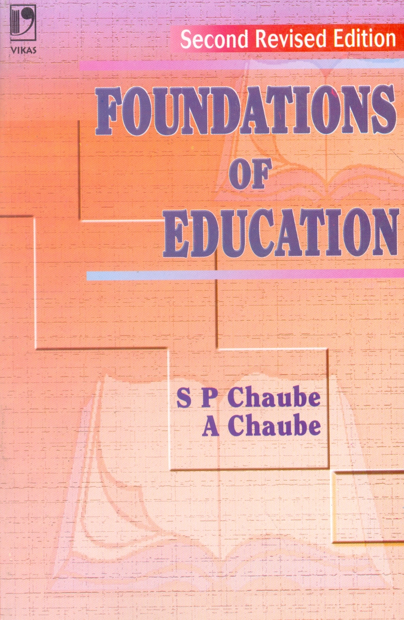 Foundations of Education, 2/e
