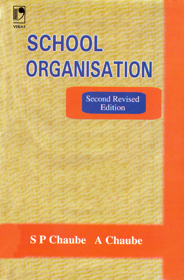 School Organisation, 2/e