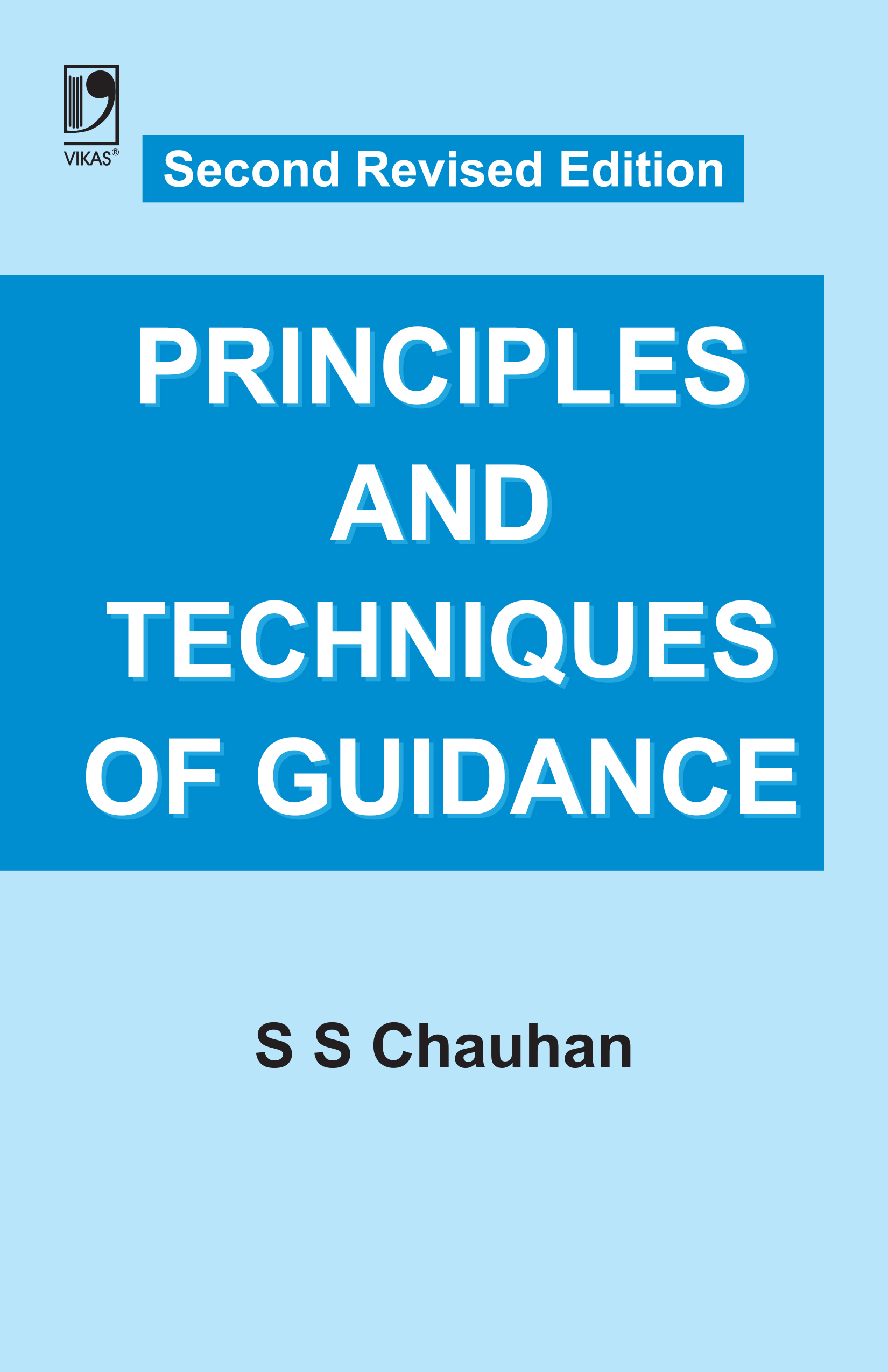 Principles and Techniques of Guidance, 2/e
