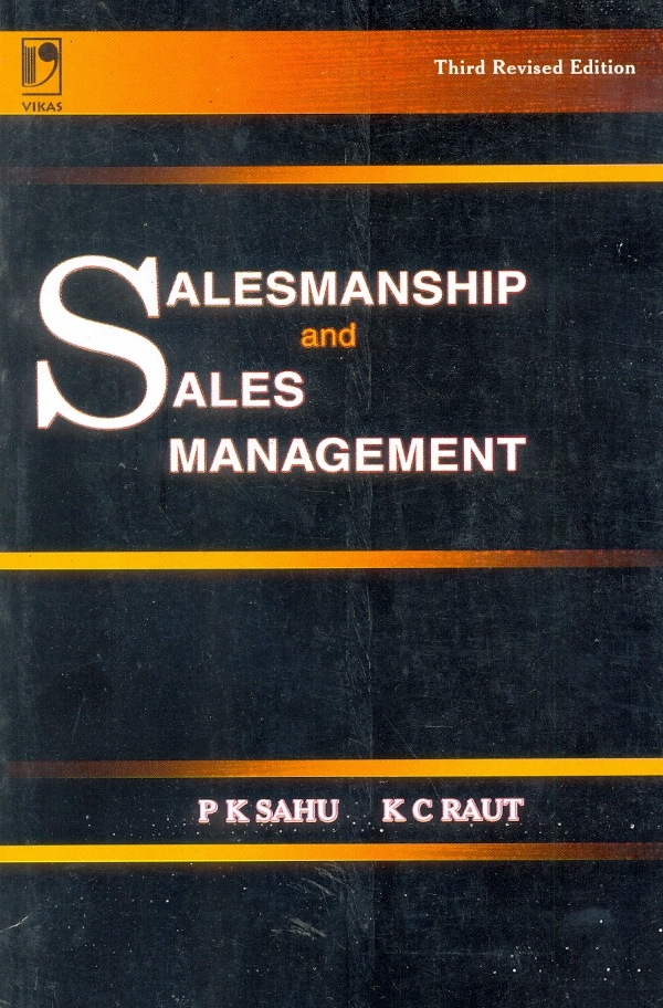 Salesmanship and Sales Management, 3/e
