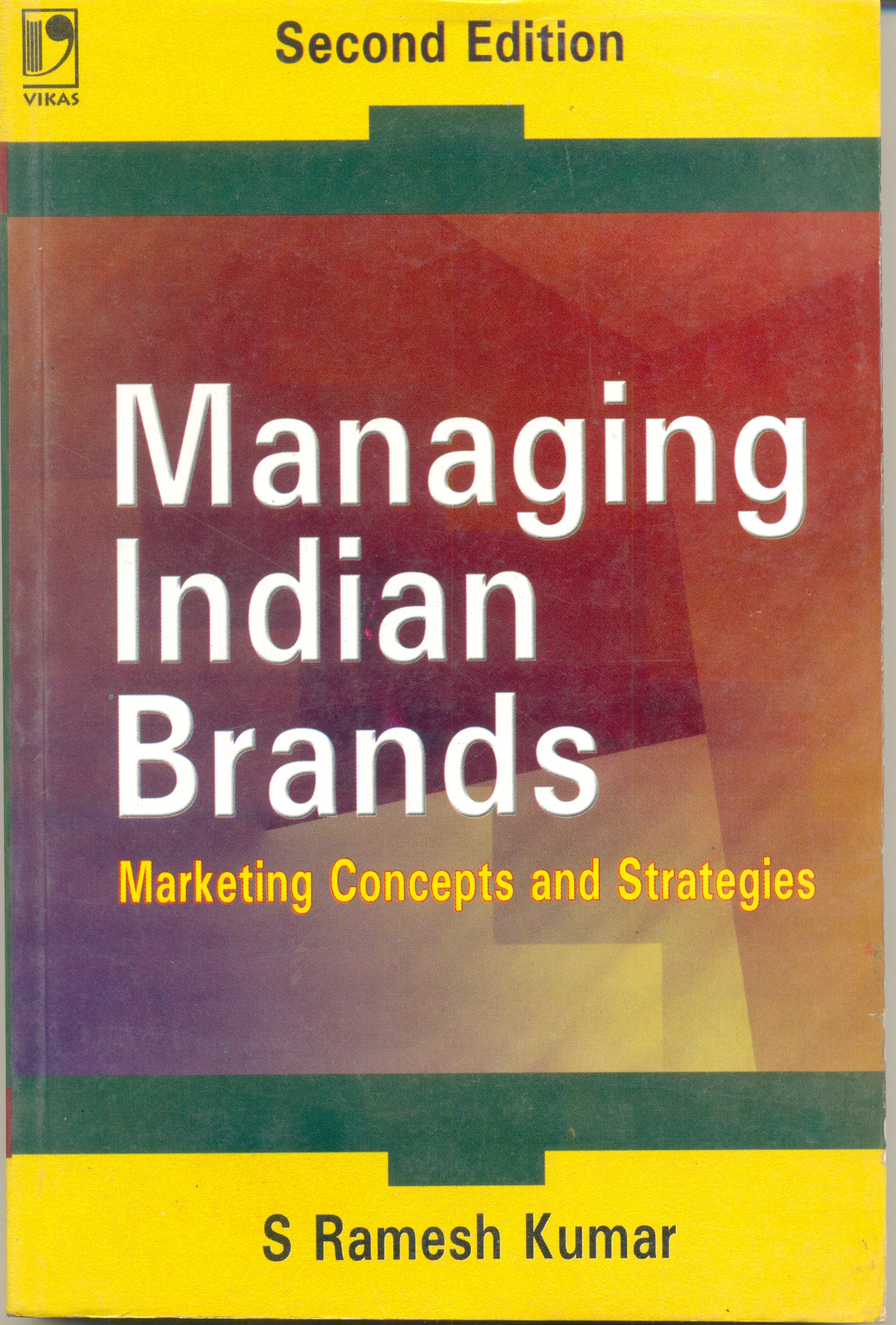 Managing Indian Brands, 2/e