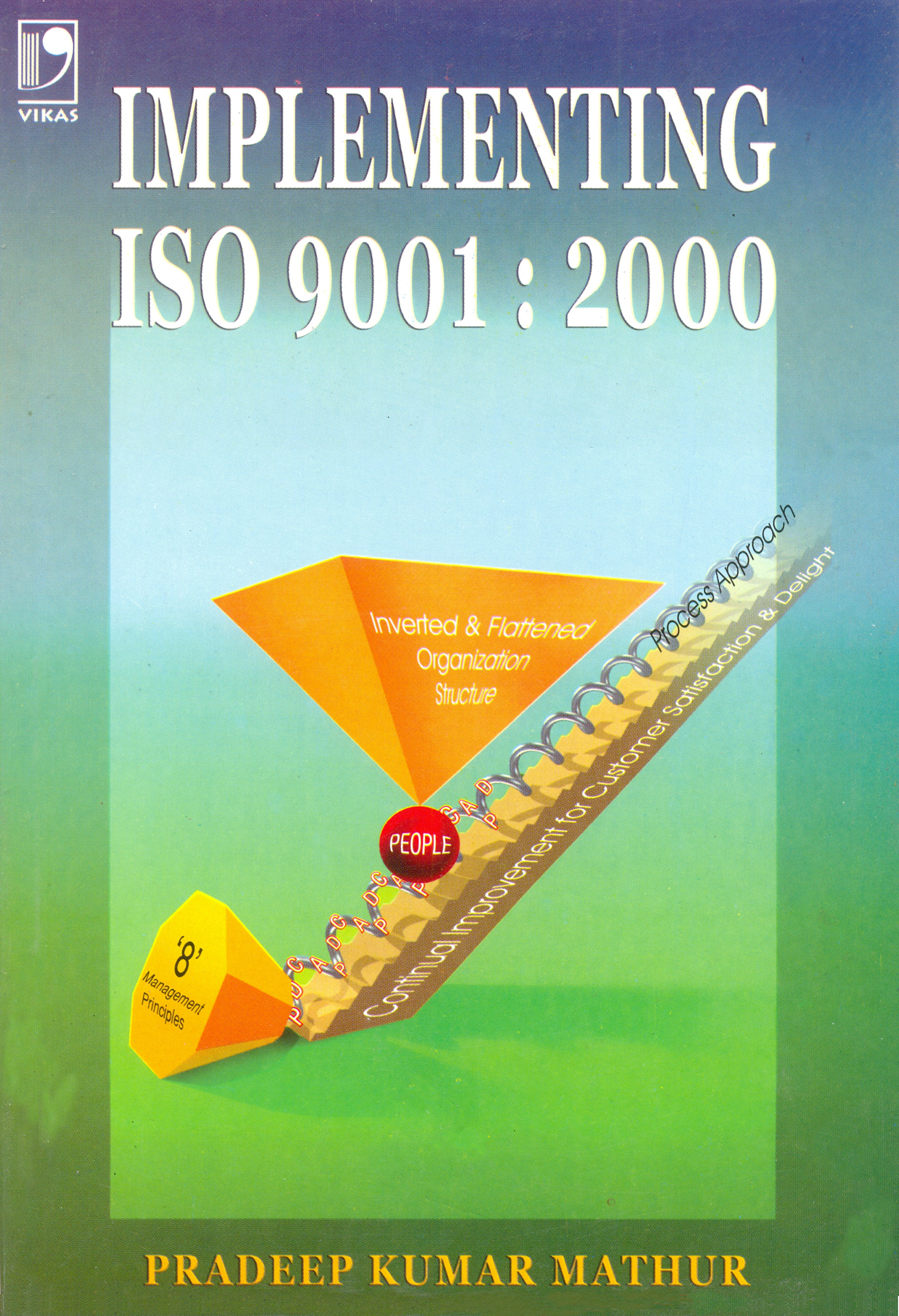 Implementing ISO 9001: 2000, 1/e  by Pradeep Kumar Mathur