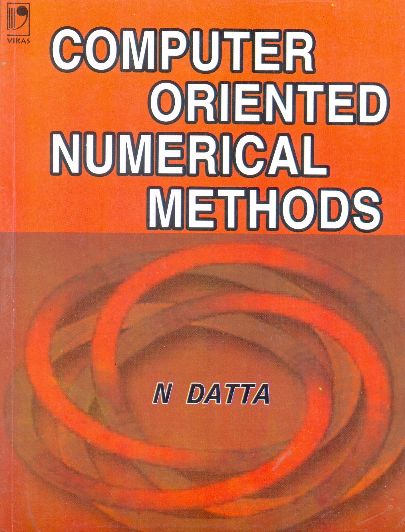 Computer Oriented Numerical Methods, 1/e
