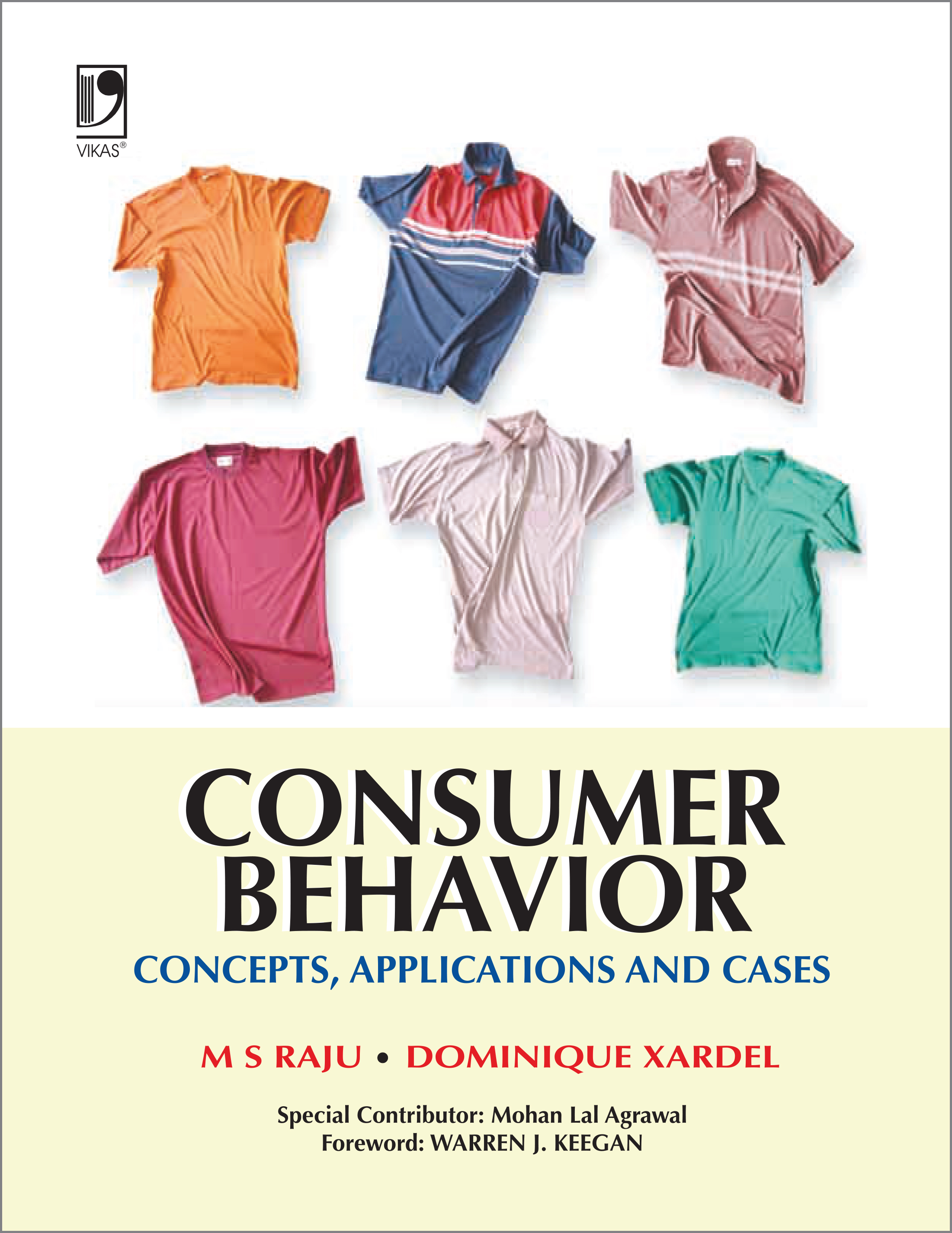 Consumer Behavior, 1/e
