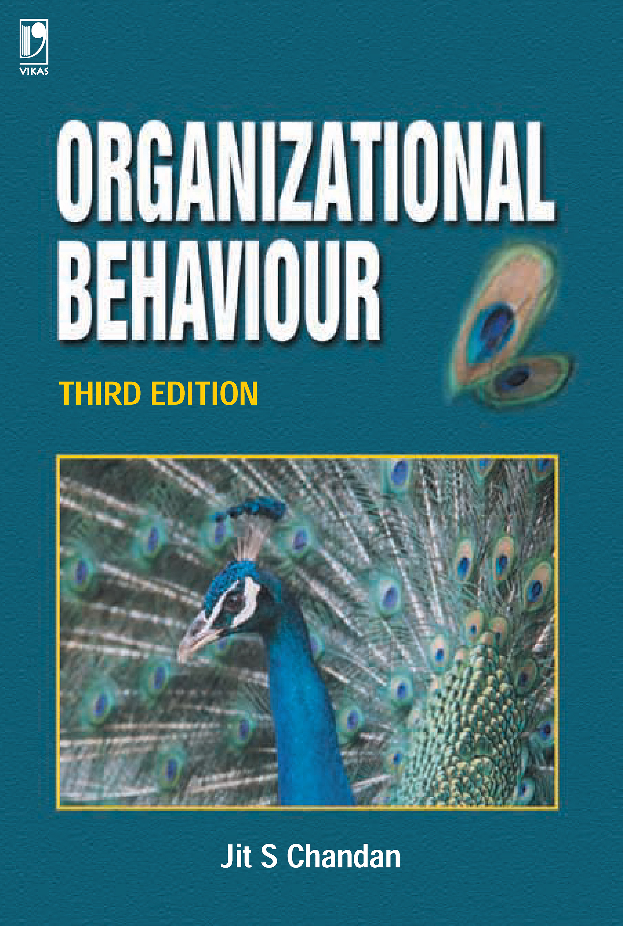 Organizational Behaviour, 3/e