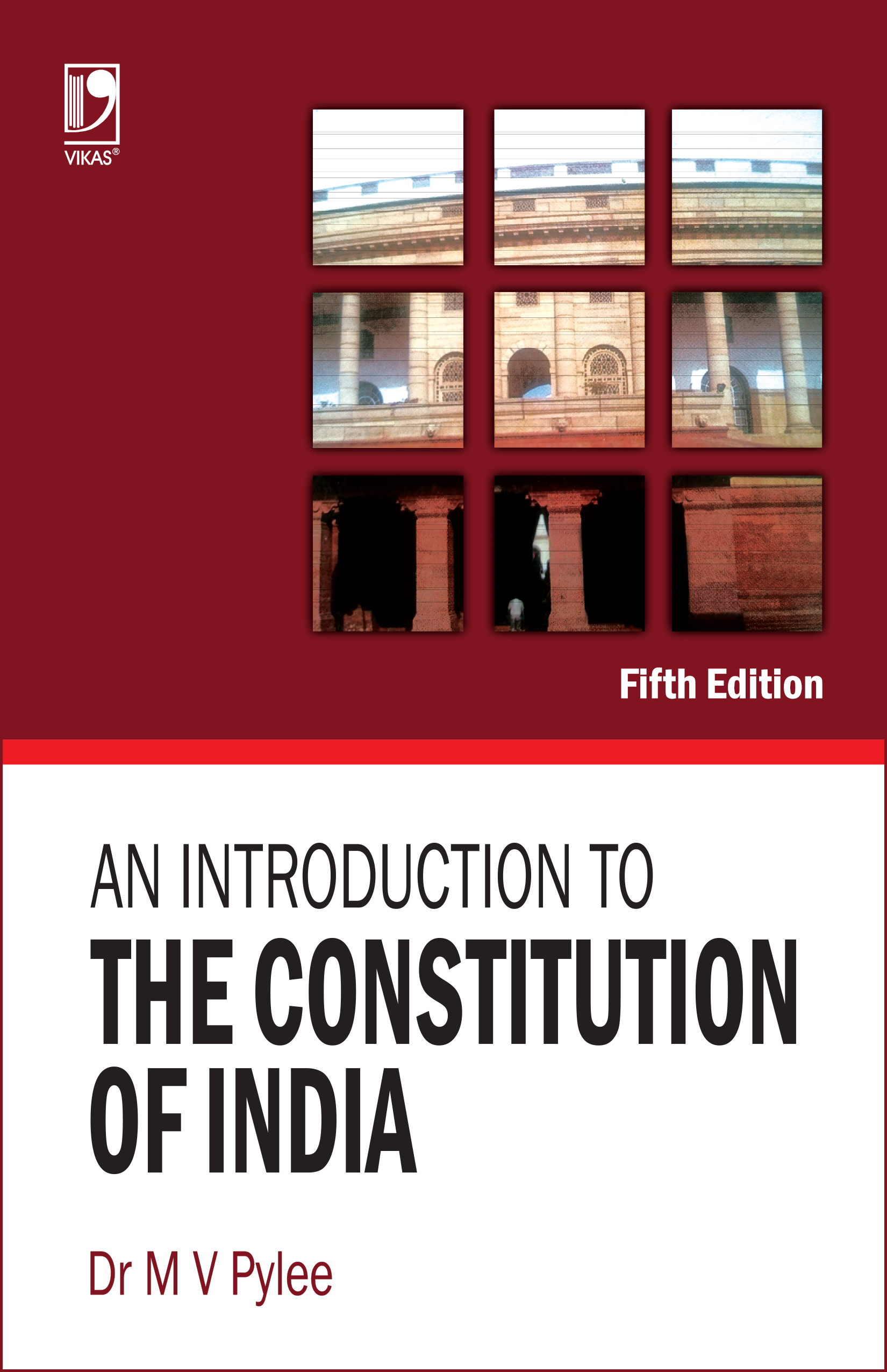 An Introduction to The Constitution of India, 5/e