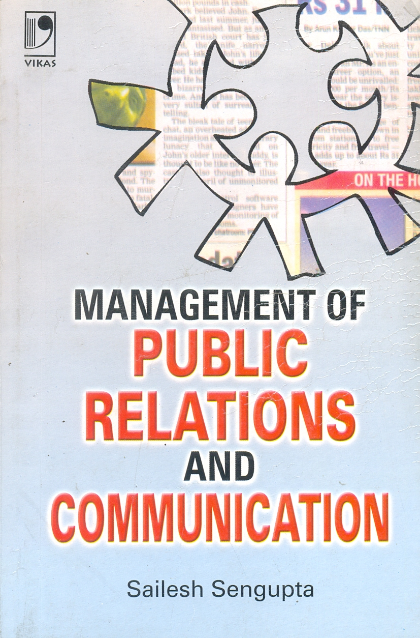 Management of Public Relations and Communication, 2/e
