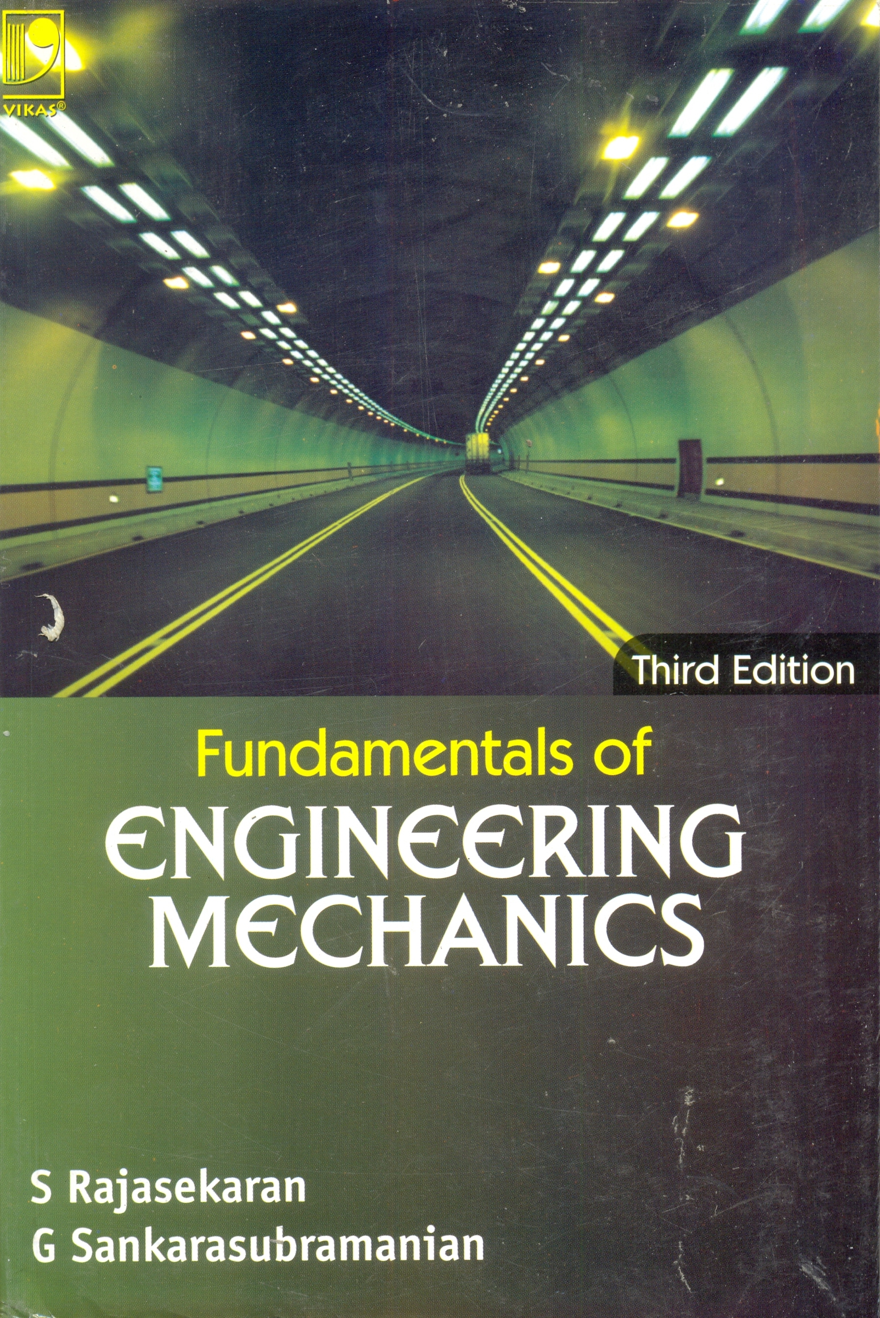 Fundamentals of Engineering Mechanics, 3/e  by G Sankarasubramanian