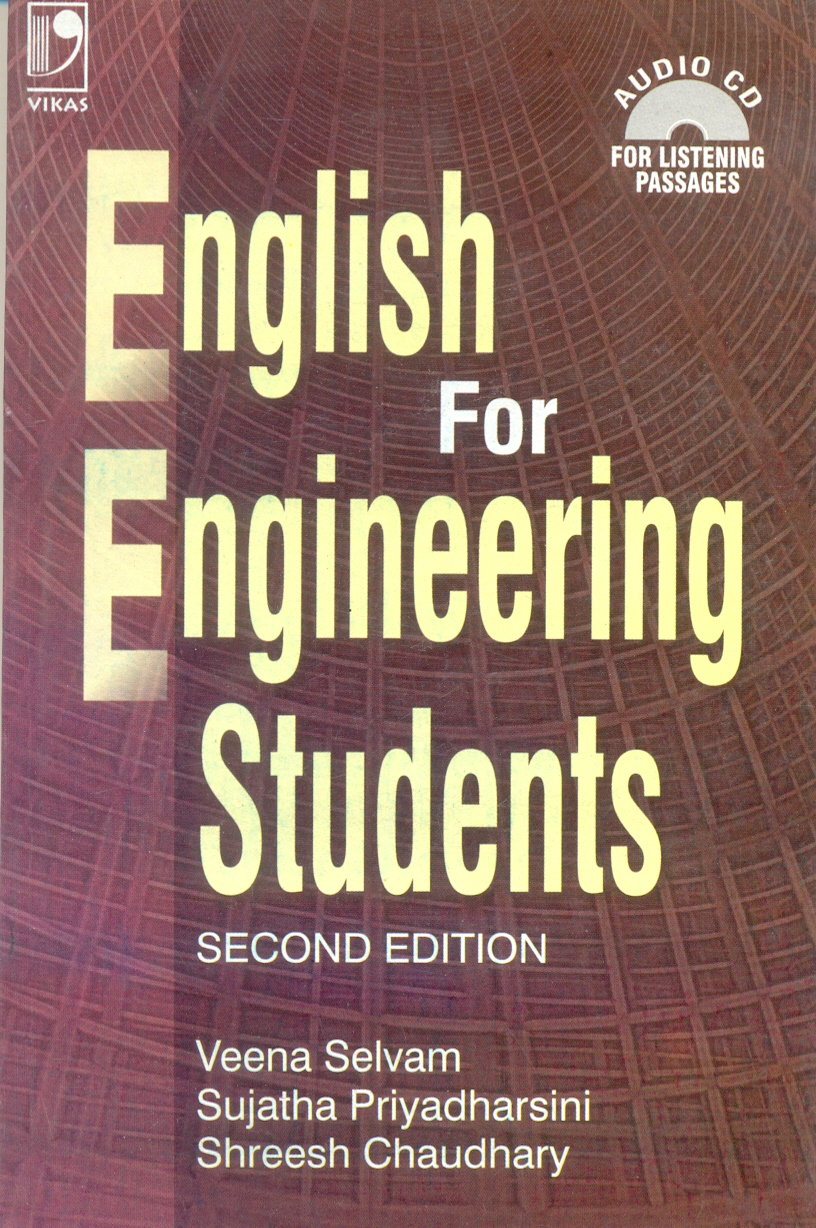 English for Engineering Students - 1 (With CD), 2/e  by Sujatha Priyadarshini