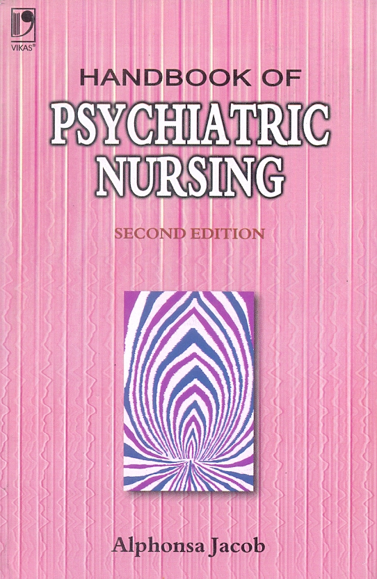Handbook of Psychiatric Nursing, 2/e  by Alphonsa Jacob