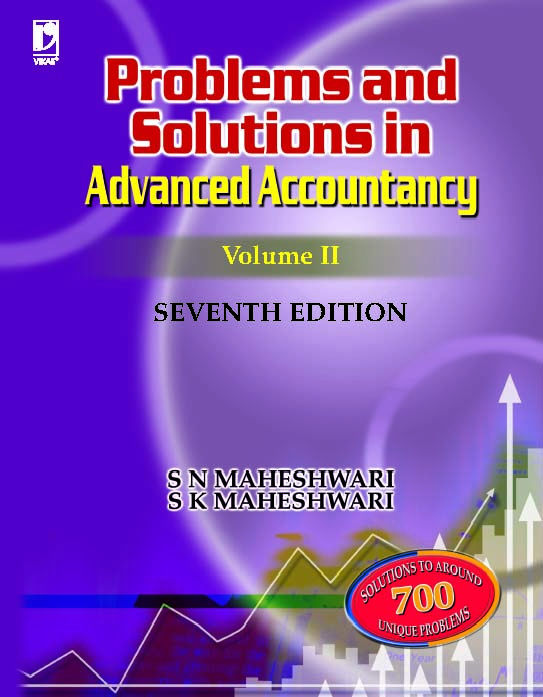 Problems And Solutions In Advanced Accountancy Vol 2 7 E
