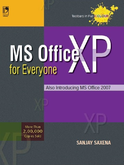 MS Office XP for Everyone, 1/e