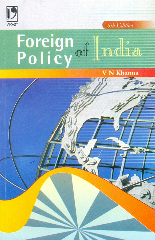 Foreign Policy of India, 6/e