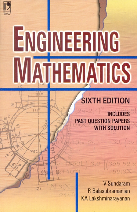 Engineering Mathematics, 6/e  by R Balasubramanian