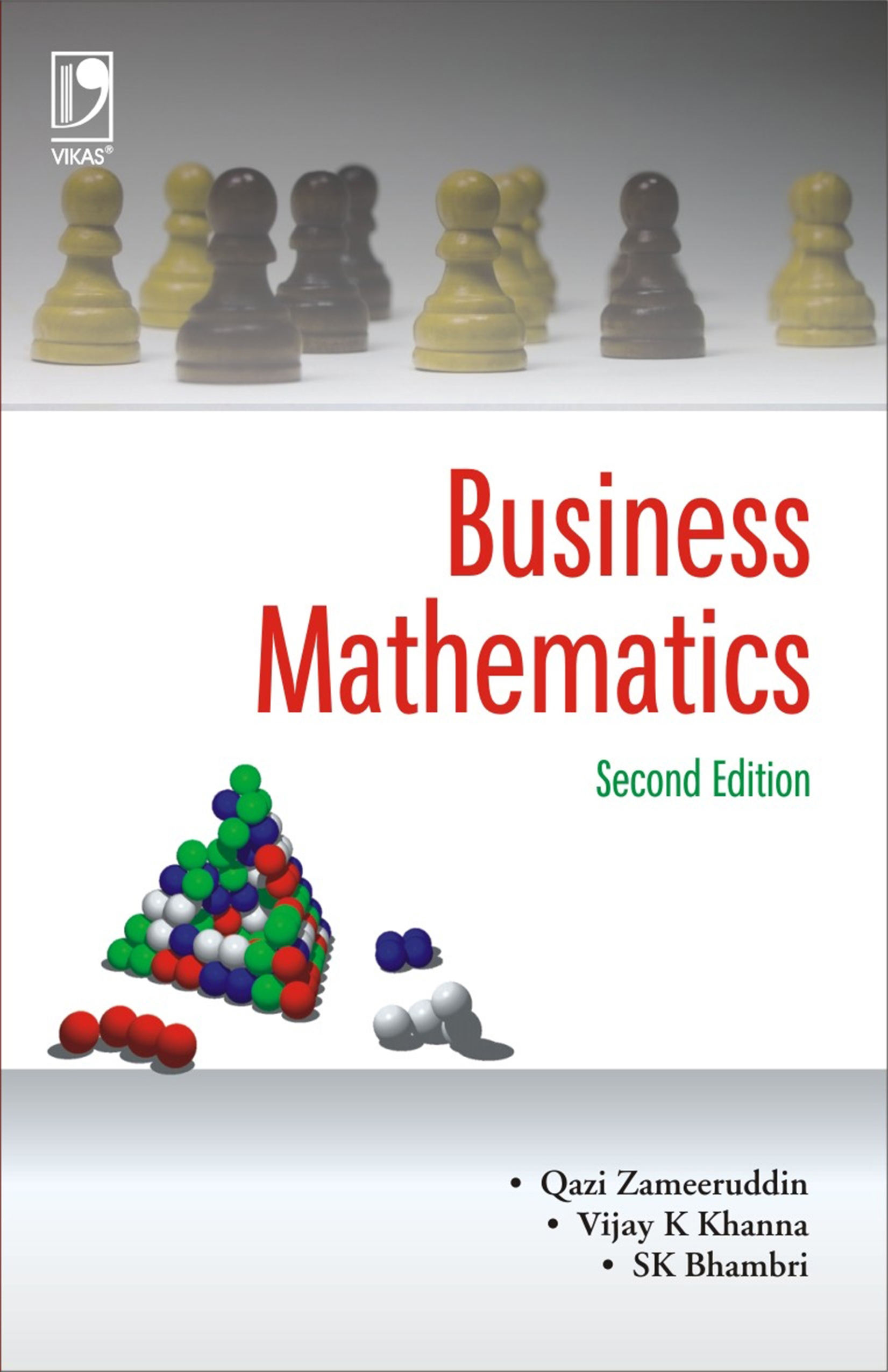Business Mathematics, 2/e