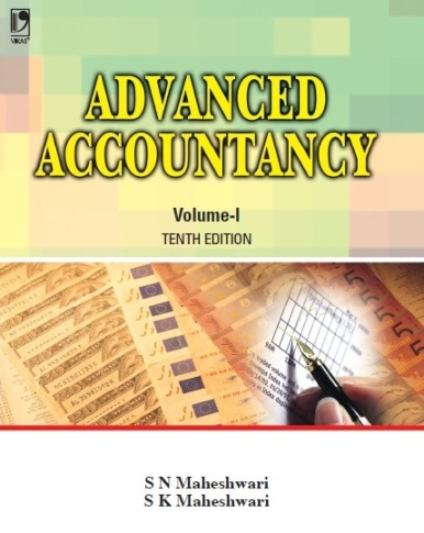 Advanced Accountancy Vol-1, 10/e