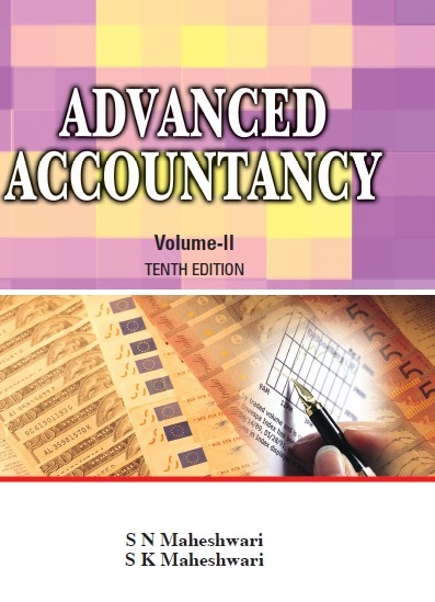 Advanced Accountancy Vol-2, 10/e