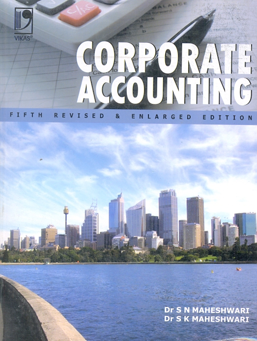 Corporate Accounting, 5/e
