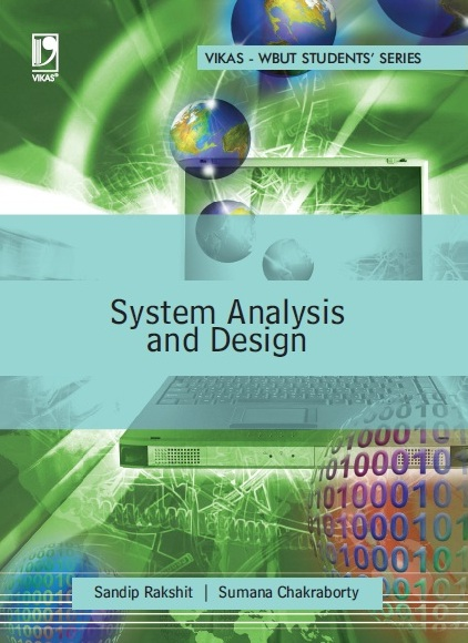 System Analysis and Design (WBUT), 1/e  by Sandip Rakshit