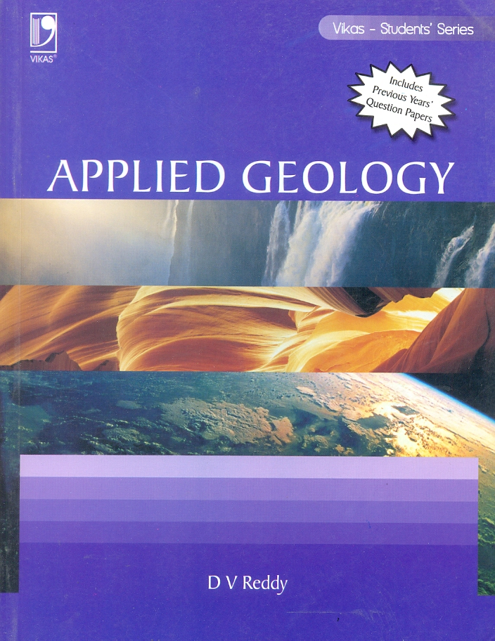 Applied Geology (ANNA), 1/e  by D V Reddy
